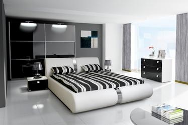 Łóżko tapicerowane Valentia