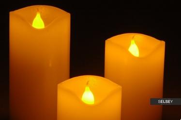 Komplet świec LED