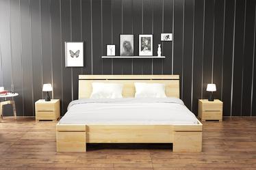Szafka nocna Lopar z drewna sosnowego