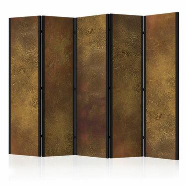 Parawan 5-częściowy - Złota pokusa