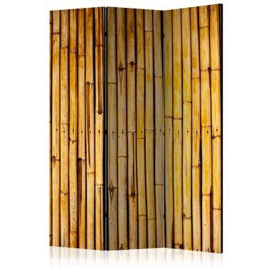 Parawan 3-częściowy - Bambusowy ogród