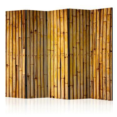 Parawan 5-częściowy - Bambusowy ogród