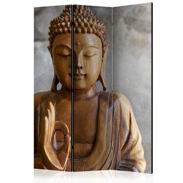 Parawan 3-częściowy - Budda