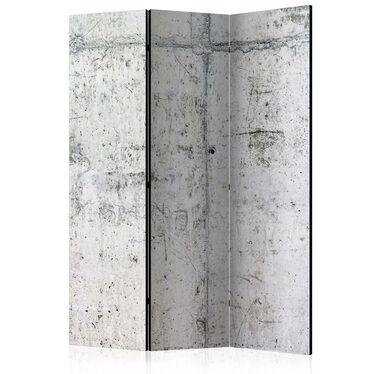 Parawan 3-częściowy - Betonowa ściana