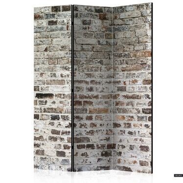 Parawan 3-częściowy - Stare mury