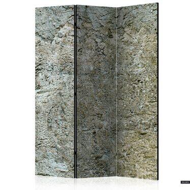 Parawan 3-częściowy - Kamienna zapora