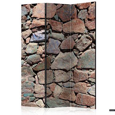 Parawan 3-częściowy - Kamienne serce