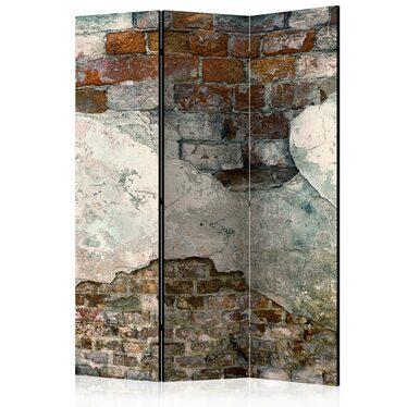 Parawan 3-częściowy - Skruszone mury
