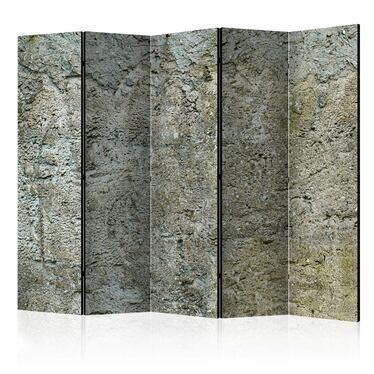 Parawan 5-częściowy - Kamienna zapora