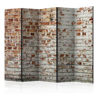 Parawan 5-częściowy - Mury pamięci
