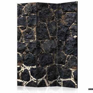 Parawan 3-częściowy - Kamienny zmierzch