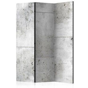 Parawan 3-częściowy - Concretum murum