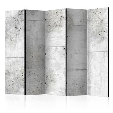 Parawan 5-częściowy - Concretum murum