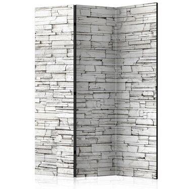 Parawan 3-częściowy - Białe zaklęcie