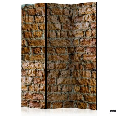 Parawan 3-częściowy - Kamienny urok