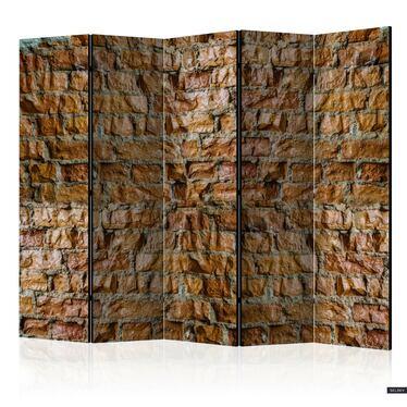 Parawan 5-częściowy - Kamienny urok