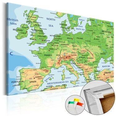 Obraz na korku - Europa
