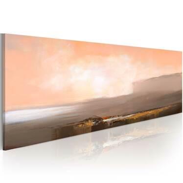 Obraz malowany - Przełamanie