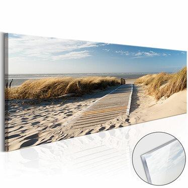 Obraz na plexi - Dzika plaża