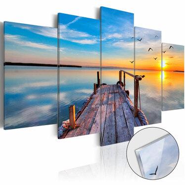 Obraz na plexi - Jezioro wspomnień
