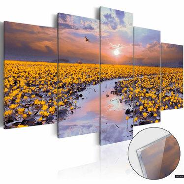 Obraz na plexi - Rzeka światła
