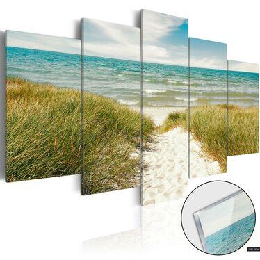 Obraz na plexi - Morska melodia