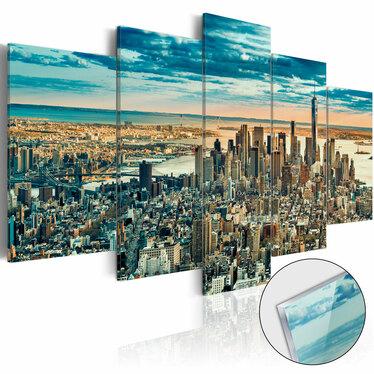 Obraz na plexi - NY: Miasto marzeń