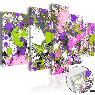 Obraz na plexi - Potoki kolorów