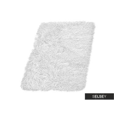 Dywan Fluffy 9 cm biały