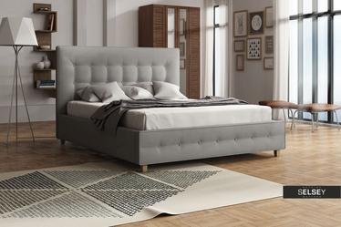 Łóżko tapicerowane Stanford