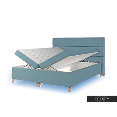 Łóżko kontynentalne Luciano