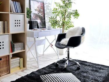 Fotel biurowy MPA move czarny do pracy