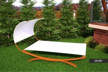 Leżak ogrodowy RoofyWhite