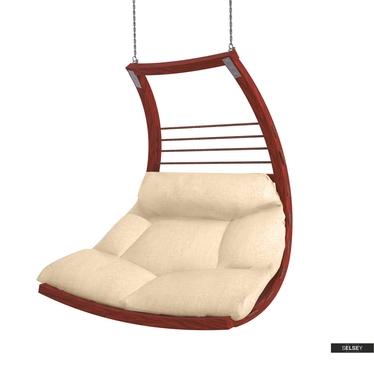 Wiszący fotel ogrodowy Swing