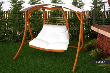 Huśtawka ogrodowa Swing z daszkiem