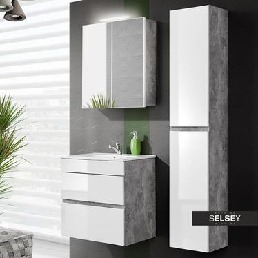 Zestaw mebli łazienkowych Puebla dwie szuflady