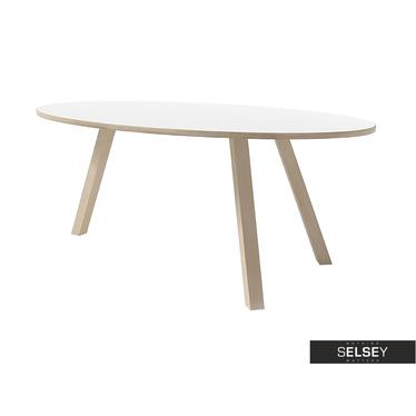 Stolik kawowy Pal Oval 110x60 cm