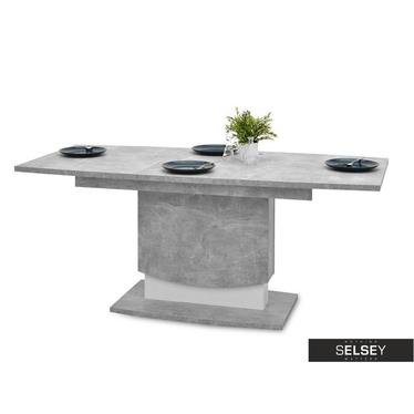 Stół Riga 138(183)x90 cm beton