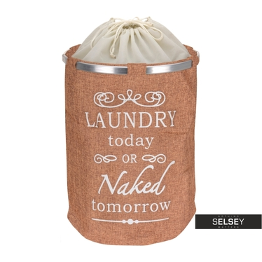 Kosz na pranie Arnold składany