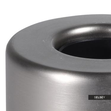 Lampa stołowa Watson 10 cm srebrna