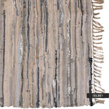 Dywan Gunn z frędzlami 180x120 cm