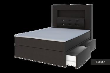Łóżko Kontynentalne Milos Mini