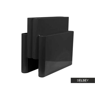 Gazetnik BS01 czarny