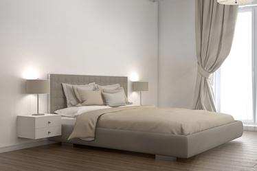 Szafka nocna Napoli wisząca z dwiema szufladami