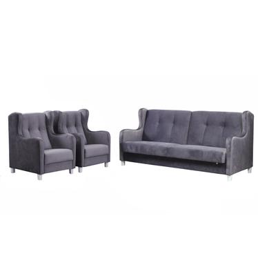 Komplet wypoczynkowy Awangarda sofa i dwa fotele