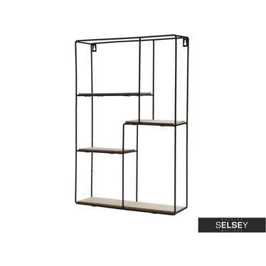 Loftowa półka na drobiazgi 37x55 cm