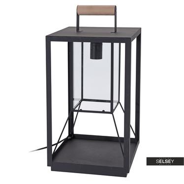 Lampa stołowa Alicia 48 cm czarna