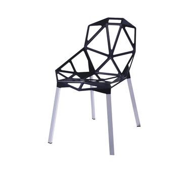 Krzesło Keid czarne