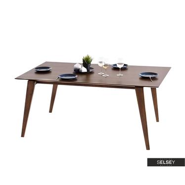 Stół Ferla 160x90 cm drewniany dla 6 osób