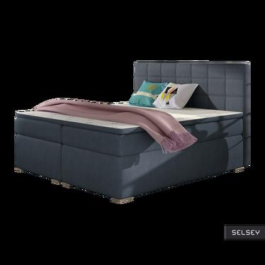 Łóżko kontynentalne Sam